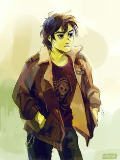 """"""" I guess planets have aligned to make this happen…I also guess that I will never forget how to draw Nico."""""""