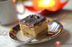 Fotorecept | Pudingovo-jogurtový krémeš