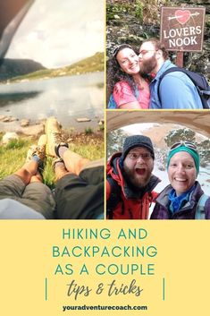 Read this before hiking or backpacking with your significant other. We're sharing our best tips for hiking as a couple without wanting to hurt each other, couples gear you should pack and FAQs about backpacking as a couple.
