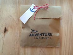 Kraft Bag & Swing Tag Gift Kit of 4 ToodlesNoodles on Etsy, $10.00