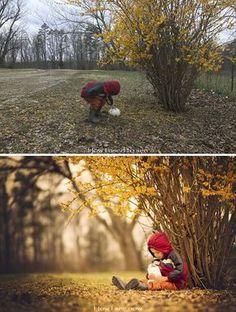 Fotógrafo mostra a diferença entre visão amadora e profissional na fotografia - Designerd