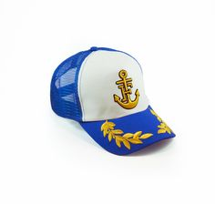 Navy Blue Fight for your Right dotback Cap - Mohammed — Mohammed