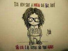 Desenhos de um garoto solitário - Pesquisa Google | Frases ...