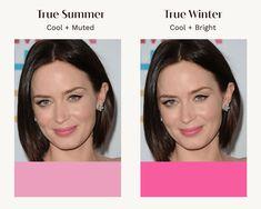 Cool Winter Color Palette, Soft Summer Color Palette, Summer Colors, Cool Skin Tone, Colors For Skin Tone, Seasonal Color Analysis, Olive Skin, Summer Skin, Color Studies