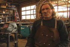 Metal Artist Dennis Wets by Daryl Radovich. TRT: 3:00 short story on Dennis West he does metal welding art here in Denver Colorado.