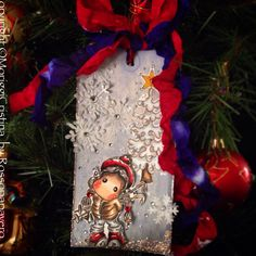 Tag Magnolia  waiting for Christmas Collection 2014