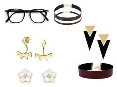 """""""acc 2"""" by vyomika-sharma on Polyvore featuring Accessorize, Bling Jewelry, Vanessa Mooney and Yves Saint Laurent"""