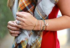 @lisilerch Giveaway! @gorjanabrand cuff + @LETOTE snake cuff @inpink arrow bracelet and @davidyurman
