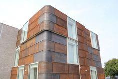 VPT Versteeg   Domus VPT  Nijmegen, gebouw van Leger des Heils