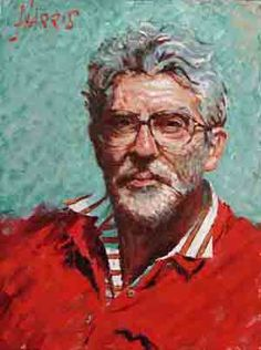 rolf harris self portrait - he was cut short singing two little boys at the diamong jubilee concert - bring back Rolf! Art Gallery Uk, Rolf Harris, Self Image, Classic Books, Limited Edition Prints, Little Boys, Artwork, Artist, Painting Portraits