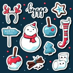 Logo Noel, Doodles Bonitos, Merry Christmas Calligraphy, Santa Letter Printable, Merry Christmas Ya Filthy Animal, Christmas Drawing, Jingle All The Way, Cute Doodles, Christmas Background
