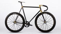From Germany: Ralf Holleis' 3D printed VRZ 2 Track bicycle, developed under the VORWaeRTZ moniker.