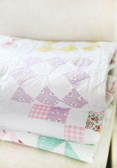 handmade quilts all