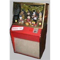 Jukebox - Bimbo Box met Disney figuren