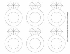 diamond coloring pages print outs - photo#43