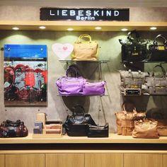 Liebeskind display Urban Icon, Display, Store, Kids, Floor Space, Billboard, Larger, Shop
