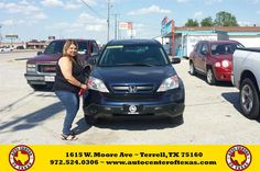 https://flic.kr/p/KqPd55 | Auto Center of Texas Customer Review | MY EXPERIENCE WITH AUTO CENTER OF TEAS WAS SUPER AWESOME THE PURCHASE OF MU PRE-OWNED VEHICLE WASHANDED PROFESSIONALLY AND WITH COURTESY I AM PLEASED AND SATISFIED WITH THE COMPLETION OF THE TRANSACTION THANK YOU MR HERNANDEZ  raquel, deliverymaxx.com/DealerReviews.aspx?DealerCode=QZQH&R...