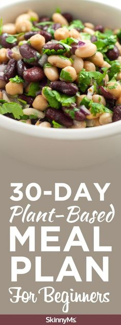 you interested in trying out a plant-based diet? This plant-based meal plan for beginners is a great way to get started!Are you interested in trying out a plant-based diet? This plant-based meal plan for beginners is a great way to get started! Plant Based Foods List, Plant Based Diet Meals, Plant Based Meal Planning, Plant Based Whole Foods, Plant Based Eating, Plant Based Recipes, Plant Diet, Plant Based Diet Plan, Plant Based Protein