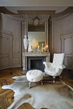French Modern interior design & decor / Neutral
