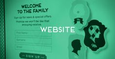 Website. www.thefamilytreeco.com The Family Tree Co ©