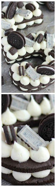 How To Make Cookie Version of the Number Cake