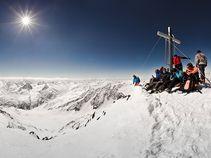 Pitztal Freeride Camps 2016 - Pitztaler Gletscher