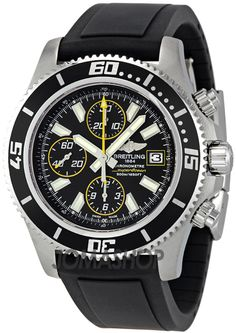Breitling Superocean Chronograph II Pro Diver Automatic Mens Watch A1334102-BA82BKPD $4,559.10