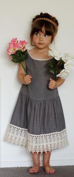 600 besten Große Kleider für kleine Mädchen - great dresses for ...