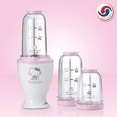 Hello Kitty titanum speed blender.