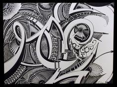 Sharpie Art by Pinstripe Chris - Misc. Sharpie Art