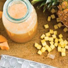 Melon And Pineapple Agua Fresca | Emerils