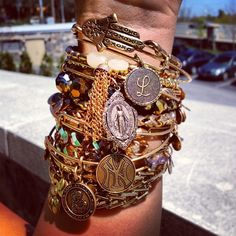 OBSESSED!!!  Alex and Ani!!!