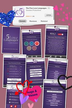 the 5 love languages based on the five love languages by Gary Chapman ...