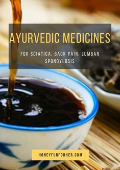Top 5 Ayurvedic Medicines For Sciatica, Back Pain & Lumbar Spondylosis, Ayurveda For Back Pain, Disc Degeneration, Protrusion, Slipped Disc #ayurveda #ayurvedalife #herbalmedicine #medicinalherbs