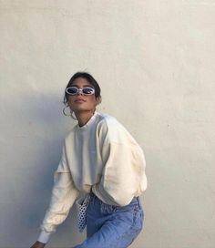 Jen ceballos on madhappy produc aesthetic ceballos jen madhappy produc 70 the best street style fashion ideas of the year Mode Outfits, Trendy Outfits, Fashion Outfits, Womens Fashion, Fashion Trends, Travel Outfits, Girl Outfits, Skater Outfits, Scene Outfits
