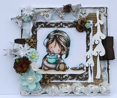 "M R Designs ""Winter Frost"""