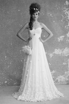 Windswept Gown from BHLDN