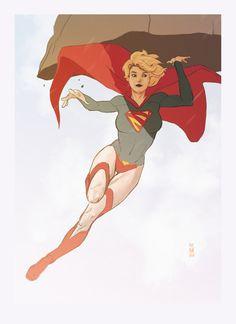 Batgirl cali logan superheroine in peril this