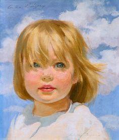 Ariane Beigneux, Artist (1918-2011 American)