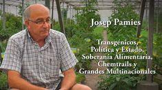 JOSEP PÀMIES: Transgénicos, Soberanía Alimentaria, Chemtrails y Grandes ...
