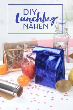 DIY Tutorial: Lunchbag | Blog • alles-fuer-selbermacher