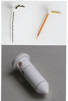 Make a clock with anything