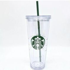 Starbucks Venti Clear Double Wall Acrylic Cold24oz