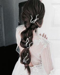Mauve, American Girl, Fashion Beauty, Hair Care, Summer Outfits, Braids, Hair Color, Wedding Dresses, Hair Styles