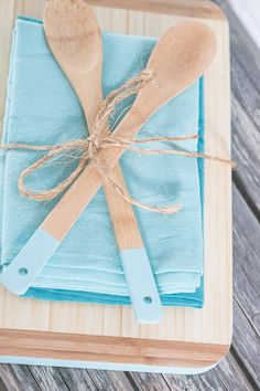 Video: Sprucing up the Cutting Board