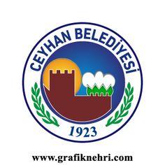 Ceyhan Belediyesi Logosu Vektörel