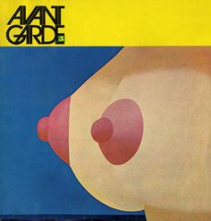 Avant Garde was a magazine notable for graphic and logogram design by Herb Lubalin. The magazine had 14 issues and was published from January 1968 to July 1971. The editor was Ralph Ginzburg.