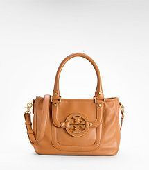 Obsessed with Tory Burch.....I WILL have this bag for spring.