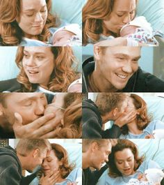 One Tree Hill Lucas and Peyton baby Sawyer