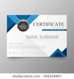 Certificate Premium template awards diploma background vector modern value design and luxurious layout.leaflet cover elegant horizontal Illustration in A4 size pattern.